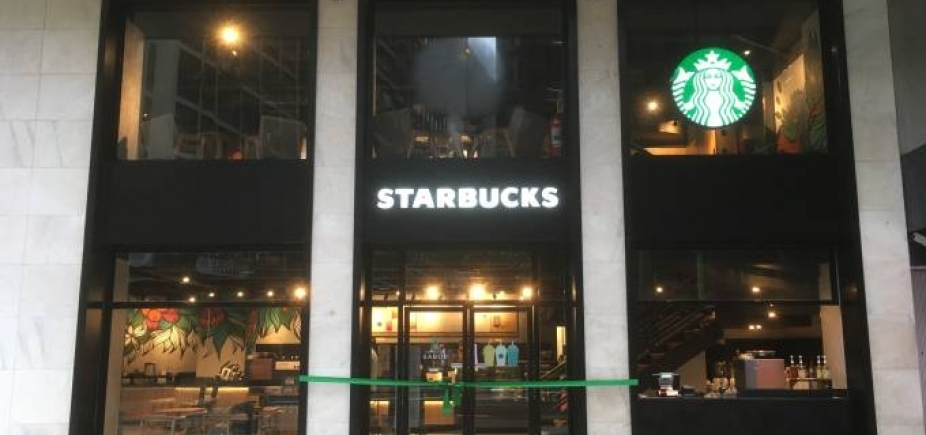 [ Starbucks vende operações no Brasil para a SouthRock]