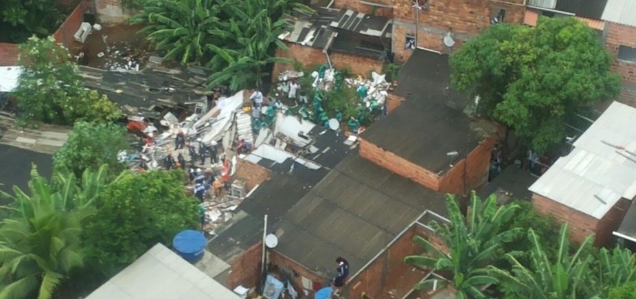 [Dez famílias de Pituaçu receberão auxílios após tragédia que matou quatro]