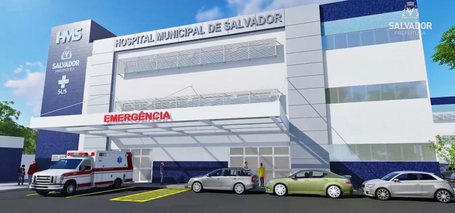 [Após liberação do TCM, prefeitura oficializa Santa Casa à frente de Hospital Municipal ]