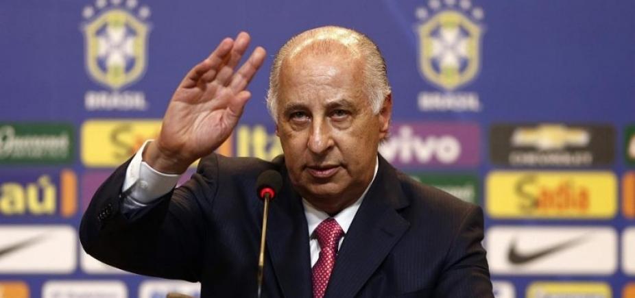 [Fifa decide manter suspensão de Del Nero por mais 45 dias ]
