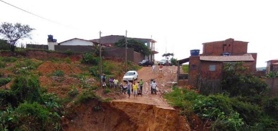[Após fortes chuvas, campanha recolhe donativos para famílias em Palmeiras]