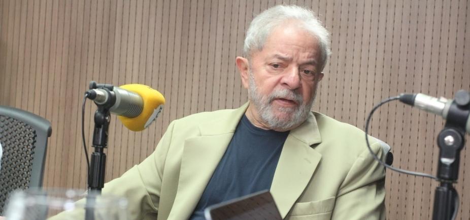 ['Internet liberou demônio que estava dentro das pessoas', diz Lula sobre ódio nas redes ]