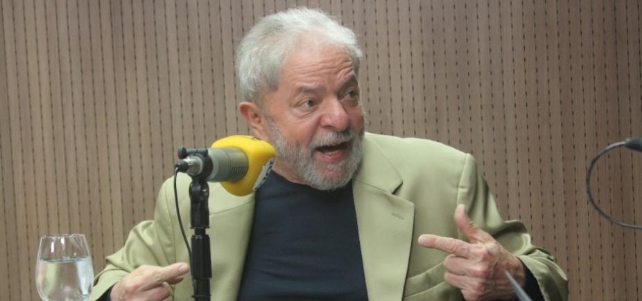 [Lula acusa Globo e Aécio de transformar 2º mandato de Dilma em ʹdesastreʹ para PT e Brasil]