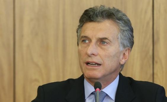 Argentina: homem é preso após ameaçar presidente Mauricio Macri por telefone