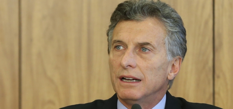 [Argentina: homem é preso após ameaçar presidente Mauricio Macri por telefone ]