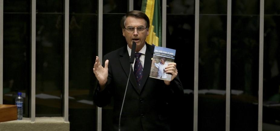 [Deputado prefere crer em retração de Bolsonaro: ʹOu vamos ter que virar guerrilheirosʹ ]