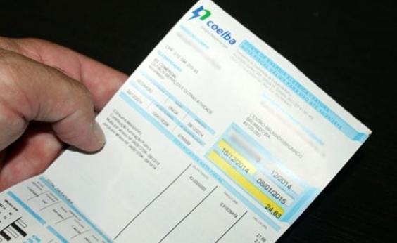 Conta de luz na Bahia pode ficar até 15% mais cara em abril