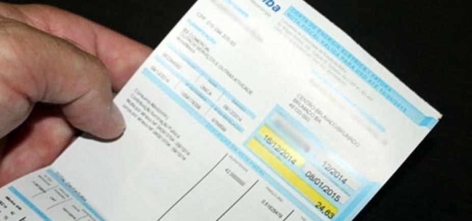 [Conta de luz na Bahia pode ficar até 15% mais cara em abril]