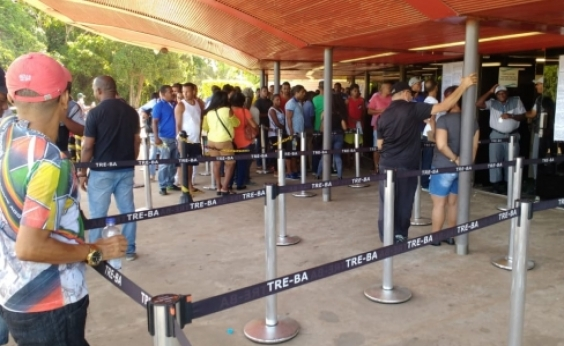 Em 10 dias, quase 50 mil fizeram biometria em Salvador, diz TRE-BA