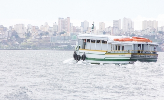 Travessia Salvador-Mar Grande encerra mais cedo por maré baixa; veja horário