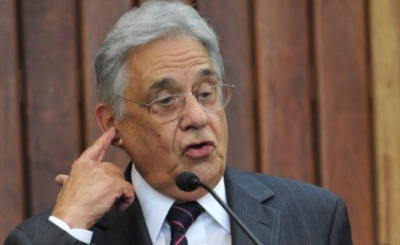 Justiça manda destruir dados de quebra de sigilo de FHC
