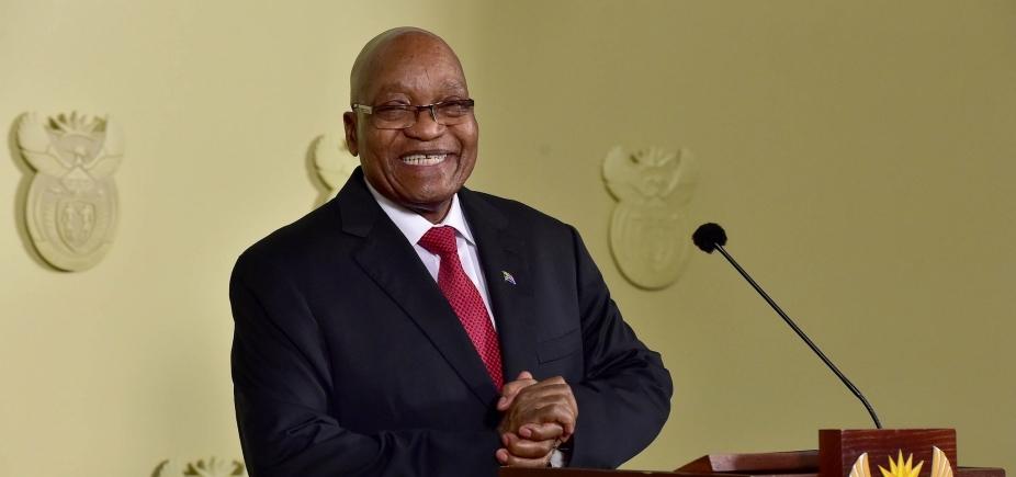 [Jacob Zuma, ex-presidente sul-africano, é indiciado por corrupção]