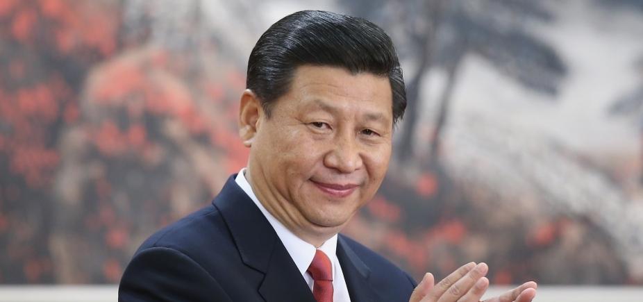 [Xi Jinping é reeleito por unanimidade como presidente da China]