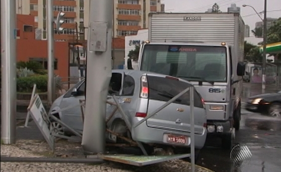 Mortes no trânsito caem mais da metade e Salvador atinge meta da ONU