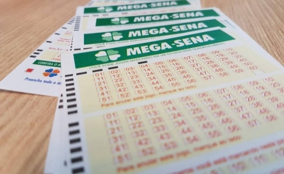 Acumulada, Mega-Sena pode pagar R$ 60 milhões neste sábado