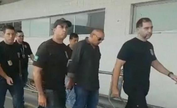 PF prende ex-assessor da Secretaria de Administração Penitenciária do RJ