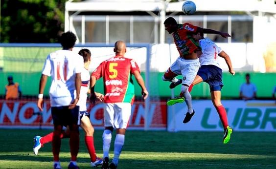 Bahia e Juazeirense começam a decidir hoje vaga na final do Campeonato Baiano
