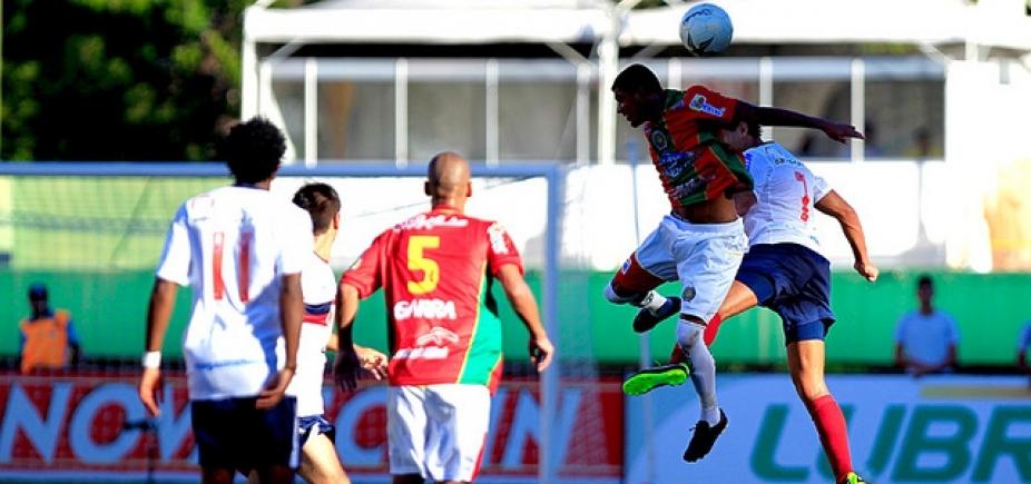 [Bahia e Juazeirense começam a decidir hoje vaga na final do Campeonato Baiano]