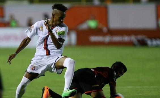 Vitória enfrenta o Bahia de Feira pela semifinal do Baianão 2018
