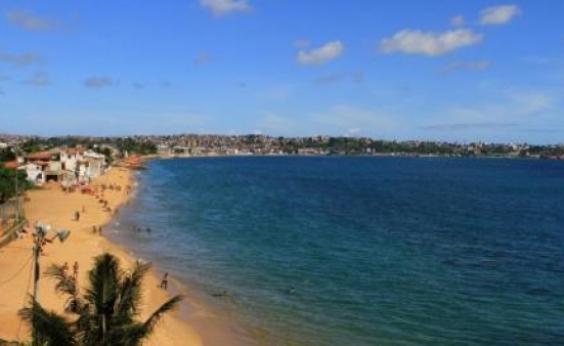 Se ligue, banhista! Oito praias estão impróprias neste domingo em Salvador