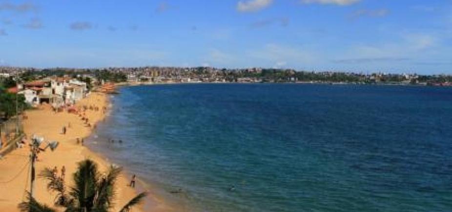 [Se ligue, banhista! Oito praias estão impróprias neste domingo em Salvador]