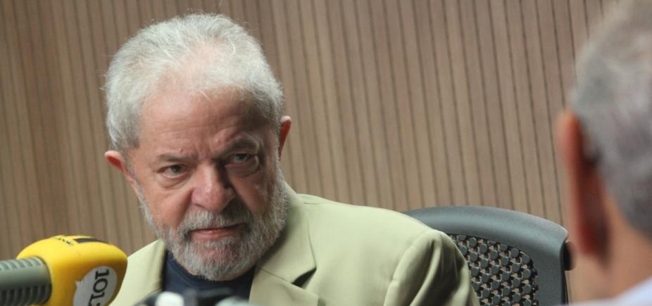 [Lula reedita carta ao povo e irá propor fim do teto dos gastos públicos]