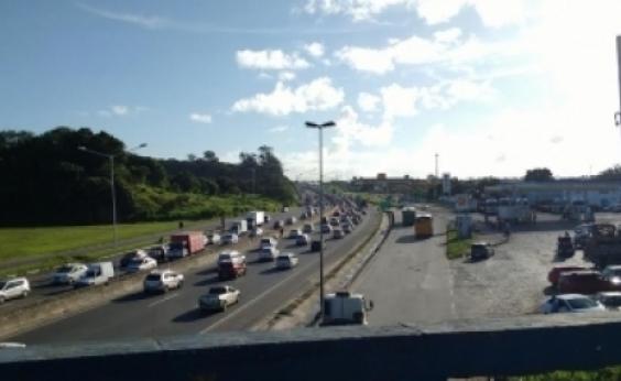 Trânsito: saiba quais vias têm mais lentidão nesta segunda