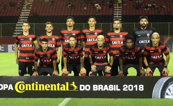 Vitória enfrenta o Inter na quarta fase da Copa do Brasil