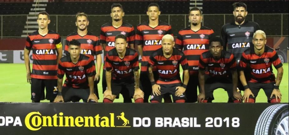 [Vitória enfrenta o Inter na quarta fase da Copa do Brasil]