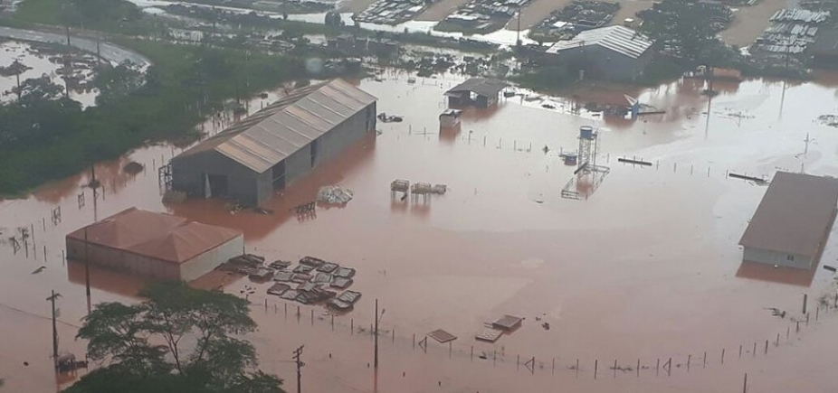 [ Mineradora norueguesa assume ter contaminado rio no Pará]