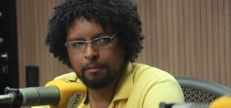 [ʹFilhotinho de ditador e vereadorzinho de terceiraʹ, diz Nogueira sobre Aleluia]