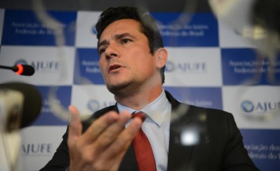 Sérgio Moro critica possível revisão da prisão em segunda instância