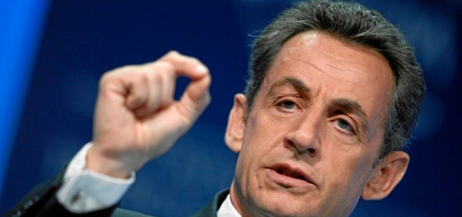 [Ex-presidente da França, Sarkozy é preso]