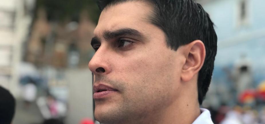 [Vereador vai processar presidente do PSOL após ser chamado de ʹfilhotinho de ditadorʹ]