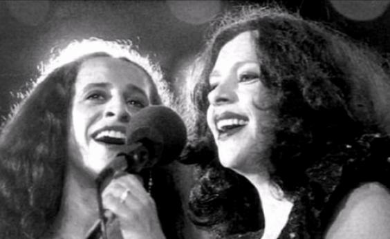 Maria Bethânia e Gal Costa voltam a gravar juntas após afastamento de 20 anos