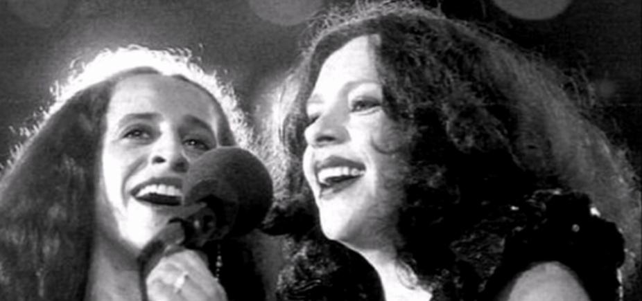 [Maria Bethânia e Gal Costa voltam a gravar juntas após afastamento de 20 anos ]