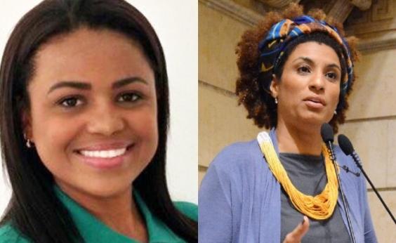 Filha de Beira-Mar e Marielle não são a mesma pessoa