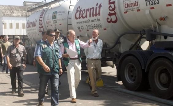 Eternit entra com pedido de recuperação judicial; dívida é de quase R$ 229 mi