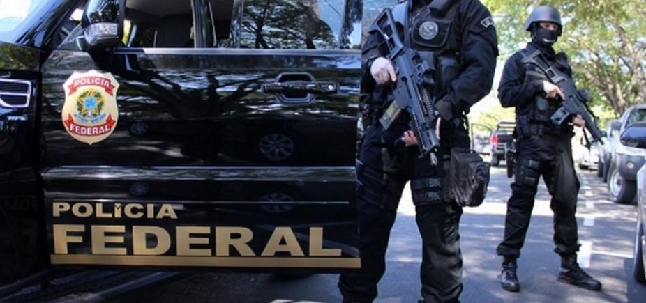 [ PF investiga tráfico de pessoas para Brasil, EUA e México]