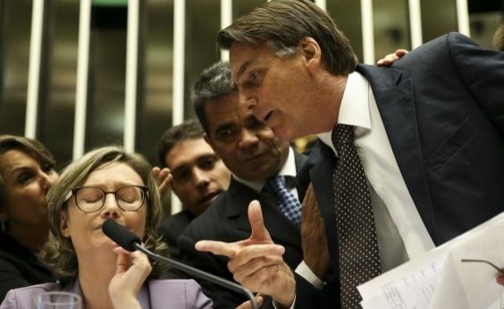 Ministro do STF reduz prazo em ação penal contra Bolsonaro