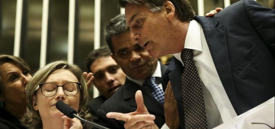 [Ministro do STF reduz prazo em ação penal contra Bolsonaro]