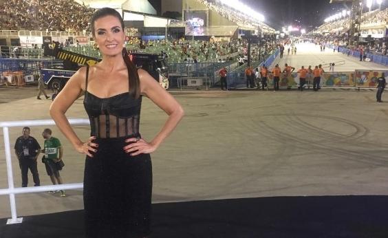 Fátima Bernardes contou que perdeu 7 quilos em menos de 1 ano