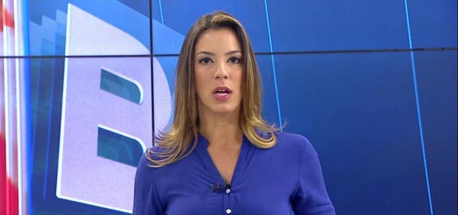 [Jéssica Smetak deixa a Rede Bahia e assina com a Record]