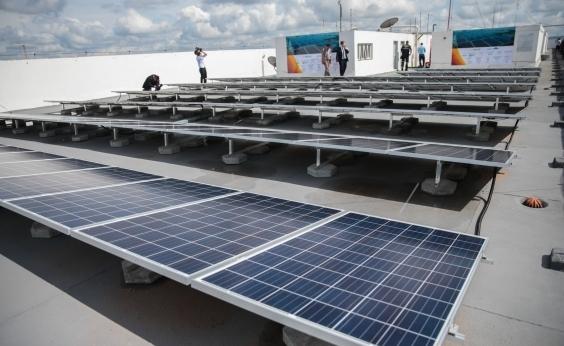 Bahia é líder em geração de energia solar no Brasil