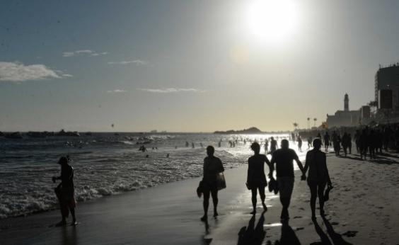 Homem morre afogado na praia da Barra