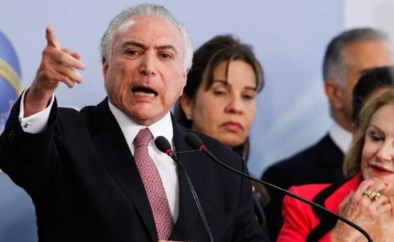 Temer começa reforma ministerial com Saúde e Transportes, diz jornal