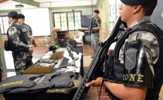 Bope é alvo de vistoria do Exército no Rio de Janeiro