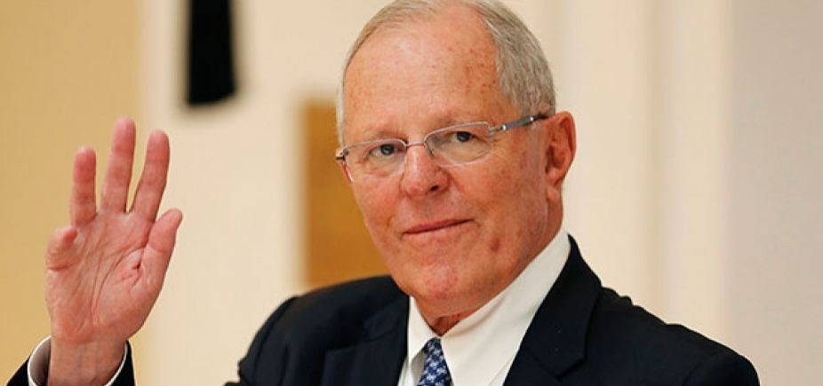[PPK apresenta renúncia à presidência do Peru, diz imprensa local]