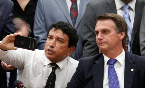Bolsonaro oferece vaga de vice ao PR