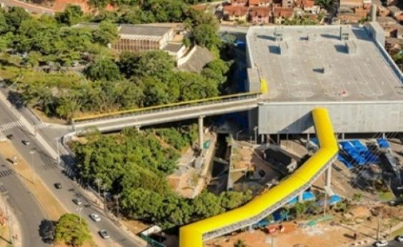 Terminal de ônibus em Pituaçu será inaugurado amanhã
